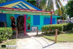 Kim Hull at Palomino Island, El Conquistador, Fajardo, Puerto Rico