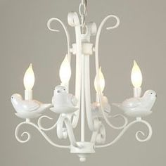 Heavenly Lights Peaceful Dove Chandelier Charm 7 99 Http