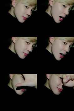 Jimin never fails to kill me TT^TT