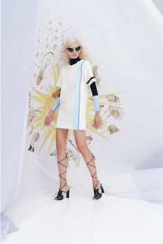 Cynthia Rowley Spring 2015 Ready-to-Wear Fashion Show