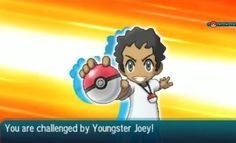 Alolan Youngster Joey