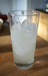 Homemade Soda: Homemade Lemon Rosemary Soda