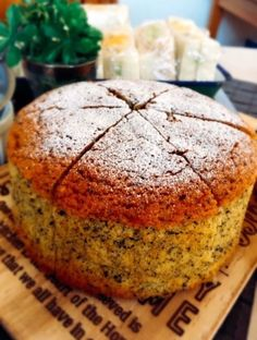 Healed by the scent of tea ♡ Earl Gray Cake – Pastry World Sweets Recipes, Cupcake Recipes, Snack Recipes, Cooking Recipes, Snacks, Asian Desserts, Sweet Desserts, Bread And Pastries, Bakery Cakes