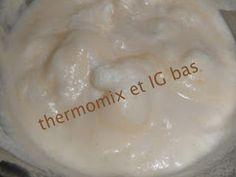 """thermomix et IG bas: """"Soufflé au fromage à IG bas"""""""
