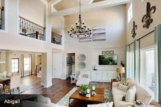 Great Room Pictures - Custom Homes Photo Gallery | Schumacher Homes
