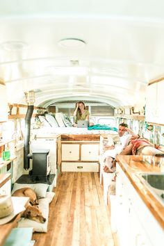 Curious how much we invested in building ourselves on our 31 ft. 1989 Chevy bus tiny home conversion. We also included the planning & preparation for embarking on a full-time mobile lifestyle as well. Home Design, Home Interior Design, Design Ideas, Bus Living, Tiny House Living, School Bus Tiny House, School Buses, Tyni House, Decor Home Living Room