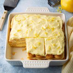 Mini Desserts, No Bake Summer Desserts, Lemon Desserts, Lemon Recipes, Just Desserts, Dessert Recipes, Plated Desserts, Summer Deserts, Dessert Food