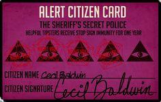 Alert Citizen Card - Google Search