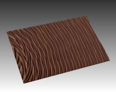 Wall panel 3D model for CNC machining with software Vectric