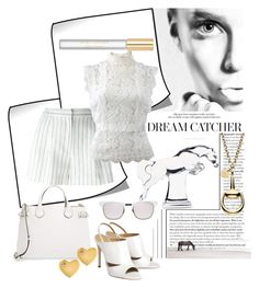"""""""There's something special about horses , can't quite explain it, it's just the way it is, horses are forever"""" by linda-caricofe ❤ liked on Polyvore featuring Baccarat, 3.1 Phillip Lim, Burberry, Gucci, Drew Doggett Photography, Marc Jacobs, Oscar de la Renta, Westward Leaning, Sydney Evan and lace"""