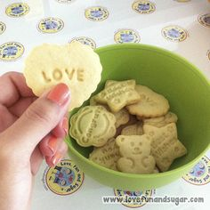 Sugar Love, Sugar Art, Biscuits, Snacks, Cookies, Baking, Link, Sweet, Desserts