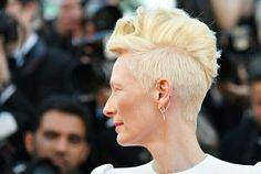 Tilda Swinton Cannes 2017