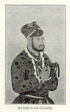 Md. of Ghazni(971-1030 a.d.) of present day Afghanisthan raided 17 times, looted & plundered India.