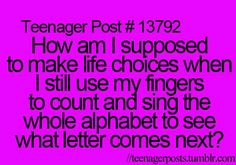 15 Teenager Posts That Will Make You Lose Faith In Humanity