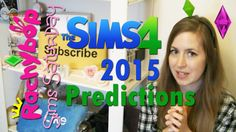 The Sims 4 2015 Predictions | Rachybop