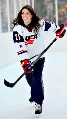 hillary knight, team usa women's hockey