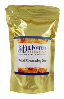 Pin It On Pinterest: Dr. Fosters Essentials Blood Cleansing Tea