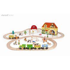Story Express Set - Farm by Janod | Toys | chapters.indigo.ca