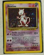 Pokemon Mewtwo HoloFoil Rare 10/102  get it http://ift.tt/2g8wVUe pokemon pokemon go ash pikachu squirtle