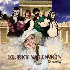 """""""EL REY SALOMÓN"""" EL MUSICAL. MUSICA Y LETRA ABEL LINARES Y CELIA GARCIA (12) TRABAJO realizado en 2012"""