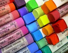 Great American Artworks pastels are wonderful!