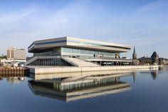 Schmidt Hammer Lassen Architects | Dokk1 | Aarhus, Denmark