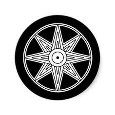 inanna sun symbol
