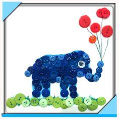 Elefant - barselsgave ide