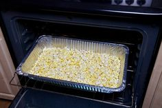 """If you think microwave popcorn tastes great or is """"good enough,"""" you can stop reading no. Popcorn Company, Popcorn Maker, West Bend Stir Crazy, Stir Crazy Popcorn, Great Northern Popcorn, Movie Theater Popcorn, Real Movies, Popcorn Kernels, Microwave Popcorn"""