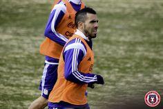 Carlos Tevez  @Argentina training session @georgetownhoyas #TOCA #PLAYsimple #GiraPorEEUU @carlitos3210 @La12tuittera