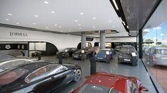 31 Best Auto Car Shop And Showroom Interior Design Decor And Ideas