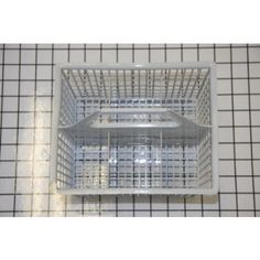 This Dishwasher Silverware Basket, product number WD28X0265, fits   Large Kitchen Appliances. Our parts are manufacturer-approved for a proper fit. $13.08