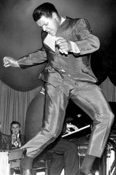 Chubby Checker taught us how to do The Twist...