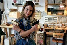 Freunde von Freunden — Jessica Barensfeld & Simon Howell — Jewellery Designer and Photographer, New York, Brooklyn-Williamsburg — http://www.freundevonfreunden.com/interviews/jessica-barensfeld-and-simon-howell/