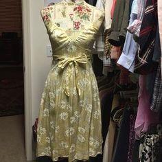 Free People Dresses & Skirts - Free People Silk Dress