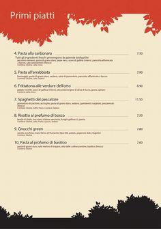 Nuova grafica per le stampe del tuo #menù #myfood Il menù semplice ed elegante con una delicata cornice naturale Scopri di più su http://myfood.okkam.it/  #menumyfood #myfoodOK #allergeni #ritstoranti #menuonline