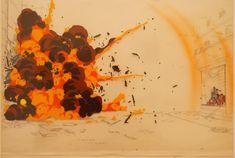 Akira (1988)   fx animation cels (x)   animation news + art