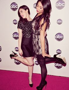Lucy and Shay