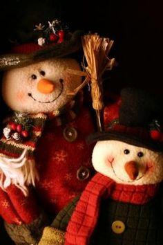 Love snowmen . . .