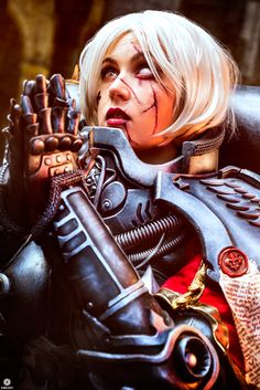 Adepta Sororitas from warhammer 40K by Shenzi on Cosplay-it | You like it? Cosplay-it