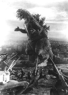 Godzilla - monstret från havet (1954) - IMDb