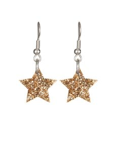 Tatty Devine Star Charm Earrings