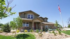 This Longmont #Colorado home has great landscaping! #FindYourHome