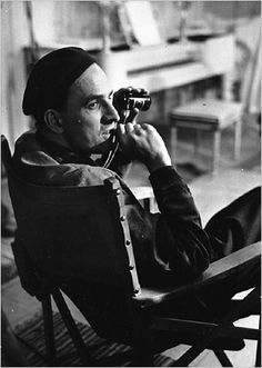 Ingmar Bergman. Oooo my first director to take me on a different type of journey
