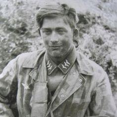 Fallschirmjäger, Crete 1941.