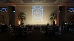 BAFTA 195 London Event Venue - Great Gatsby Party - Cabaret Stage for entertainment