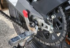 Sato Racing Rear Axle Sliders // $50.00