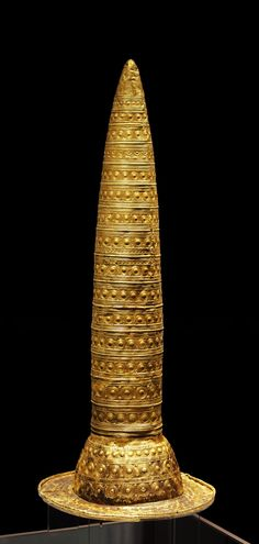 Berlin Gold Hat,Late Bronze Age