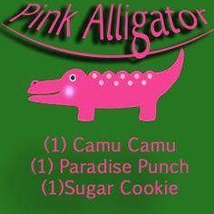 Scentsy Recipe: #scentsy #recipe Pink Alligator
