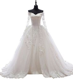 Tailor-Made 'Alicia' Wedding Gown £449.99 Sizes 6-22 available + 'custom-size' Choice of 100 colours Beautiful Lace Applique Lace, Applique, Mesh, Organza, Netting & Underlay Please Allow 65 days to receive @ www.wemakeanydress.com